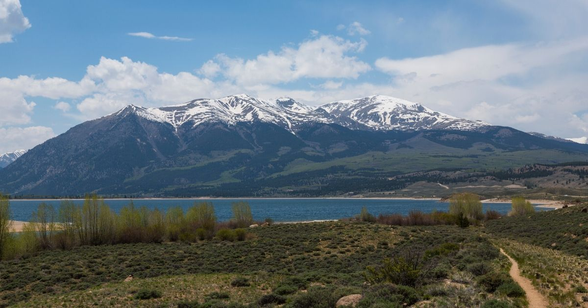 Mt. Elbert, Colorado